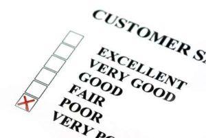 credit union NPS survey